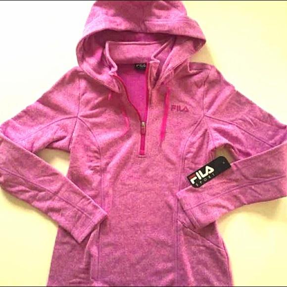 88face692825 Fila Tops | Brand New Pullover | Poshmark